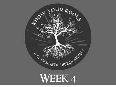 Know Your Roots Week 4